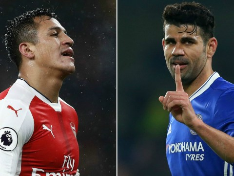 Alexis Sanchez or Diego Costa? Arsenal and Chelsea legends Nigel Winterburn and Jimmy Floyd Hasselbaink decide