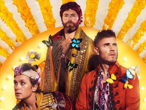 Take That release new single Giants and it's ready-made for arenas
