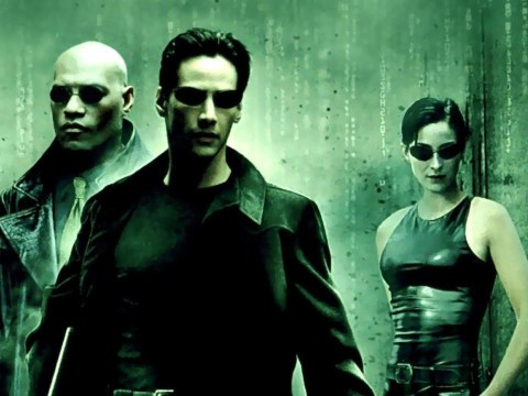 The Matrix cast have reunited 18 years after the original was released and it's wonderful