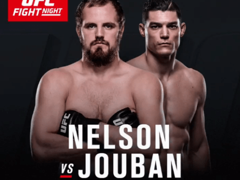 Gunnar Nelson to take on Alan Jouban at UFC London in March