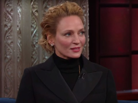 Uma Thurman admits turning down Lord Of The Rings role was one of the worst decisions she's ever made