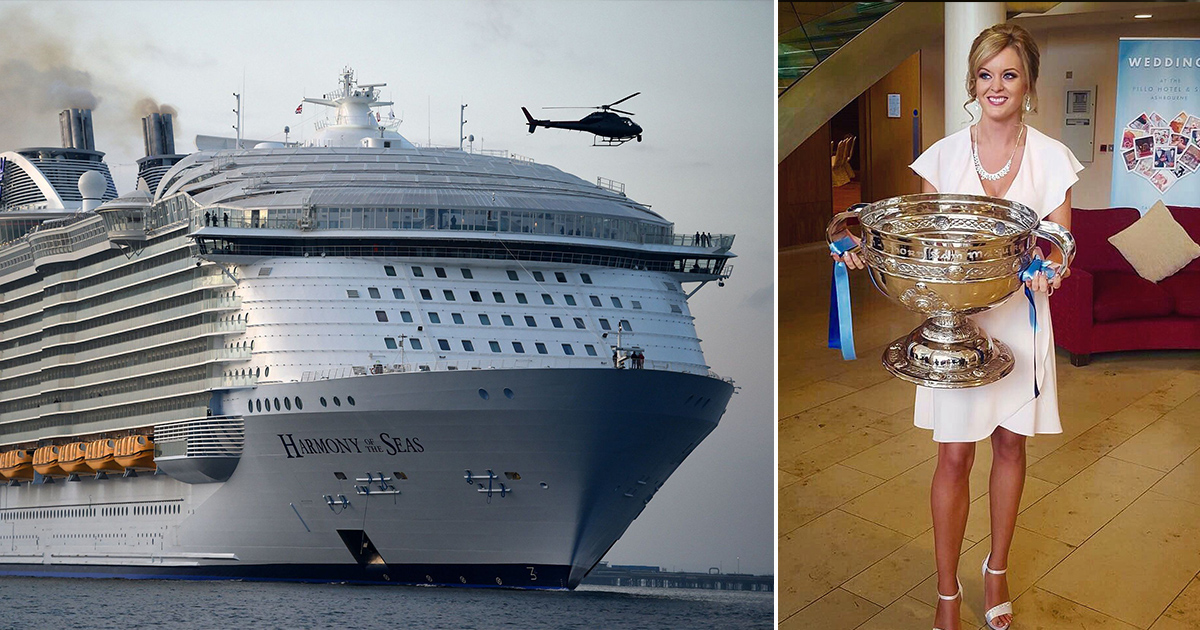 Someone got offered that luxury cruise Instagram job