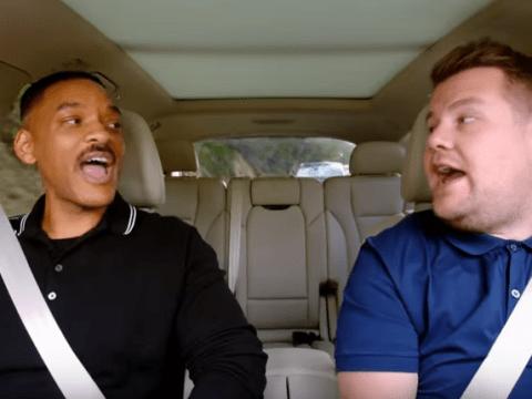 WATCH: The trailer for James Corden's new Carpool Karaoke series has landed