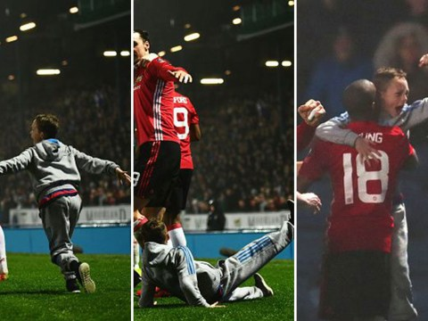 Manchester United star Ashley Young reveals how he came to the rescue of an 11-year-old fan during FA Cup tie