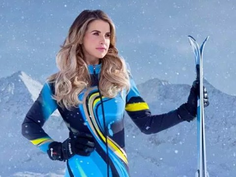 Vogue Williams to return to The Jump – but for the 2018 series