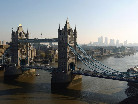 Sorry guys, London is the least friendly place in Britain