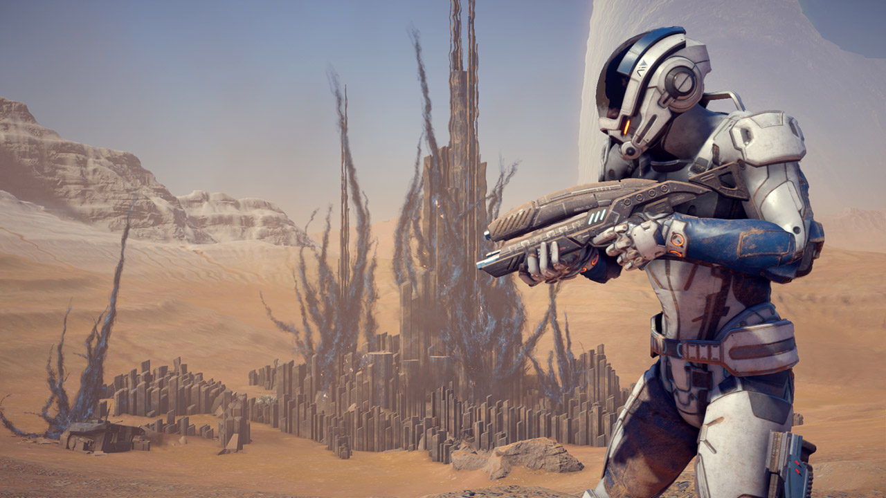 Mass Effect: Andromeda (PS4) - get ready for a fight