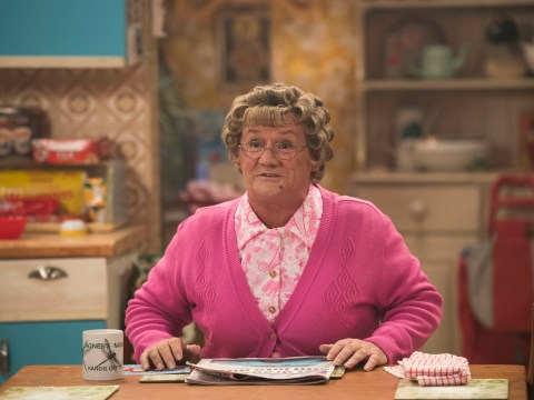 All Round To Mrs Brown's is getting a second series