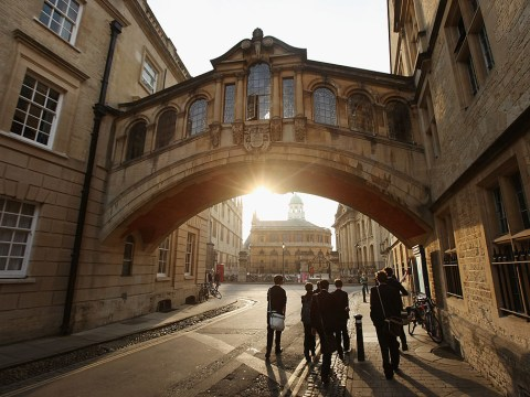 Oxford students are the hardest working in the UK, but they're also the most miserable