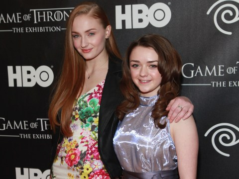 Game Of Thrones' Maisie Williams and Sophie Turner are joining forces for Carpool Karaoke