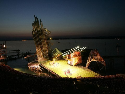 World Theatre Day: Stunning theatres around the world