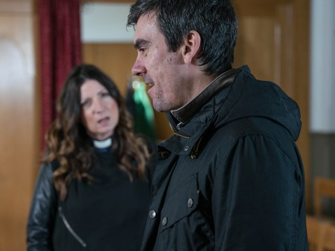 Emmerdale spoilers: Passionate affair in store for Cain Dingle and Harriet Finch?