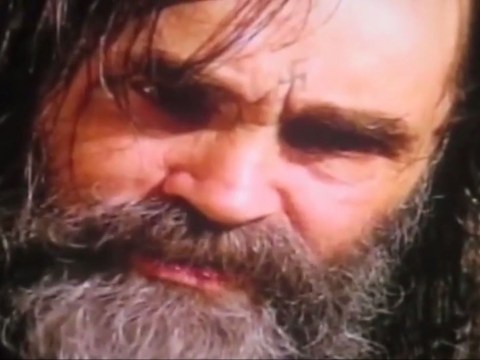Charles Manson talks about growing up behind bars in creepy unseen footage