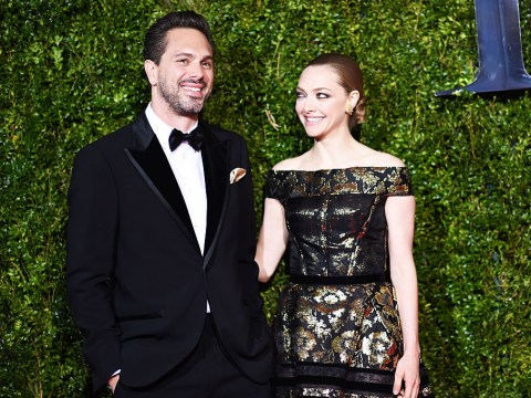 Amanda Seyfried and Thomas Sadoski announce birth of baby girl a week after revealing they secretly got hitched