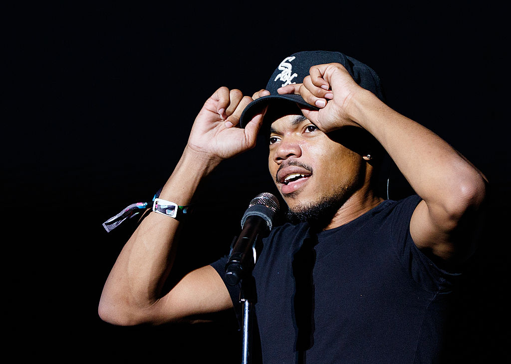 Chance The Rapper cancels three European festival dates – but he's still doing Wireless