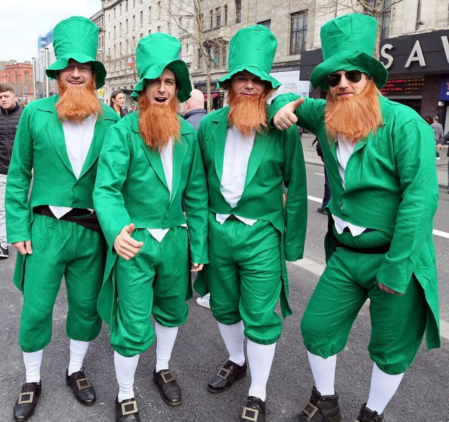 St Patricks Day Jokes Images And Quotes For The Pub Metro News