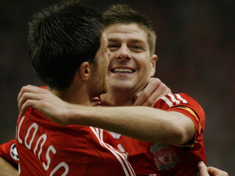 Steven Gerrard posts insanely touching tribute to Xabi Alonso after retirement news