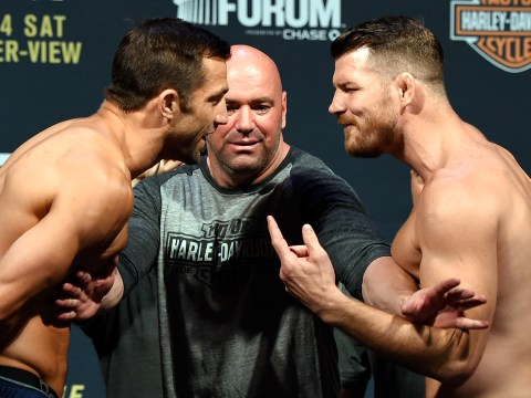 UFC star Michael Bisping tells Luke Rockhold to 'stick to modelling' in response to call-out