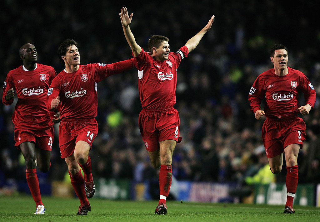 Xabi Alonso reveals the three qualities that made Steven Gerrard a Liverpool great