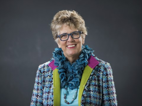 Prue Leith 'given security after getting threats over Great British Bake Off'