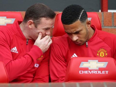 Manchester United captain Wayne Rooney hails Memphis Depay's wonder goal for Lyon