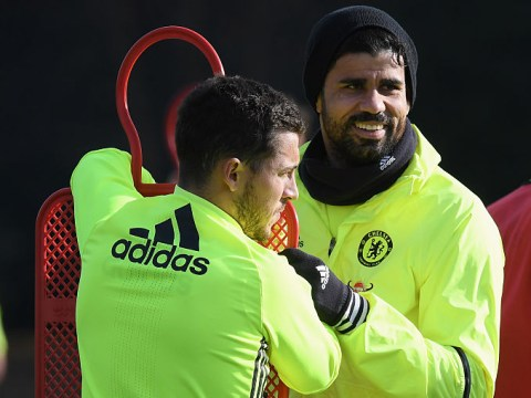 Chelsea could blow the title if Eden Hazard and Diego Costa pick up injuries, says Graeme Souness