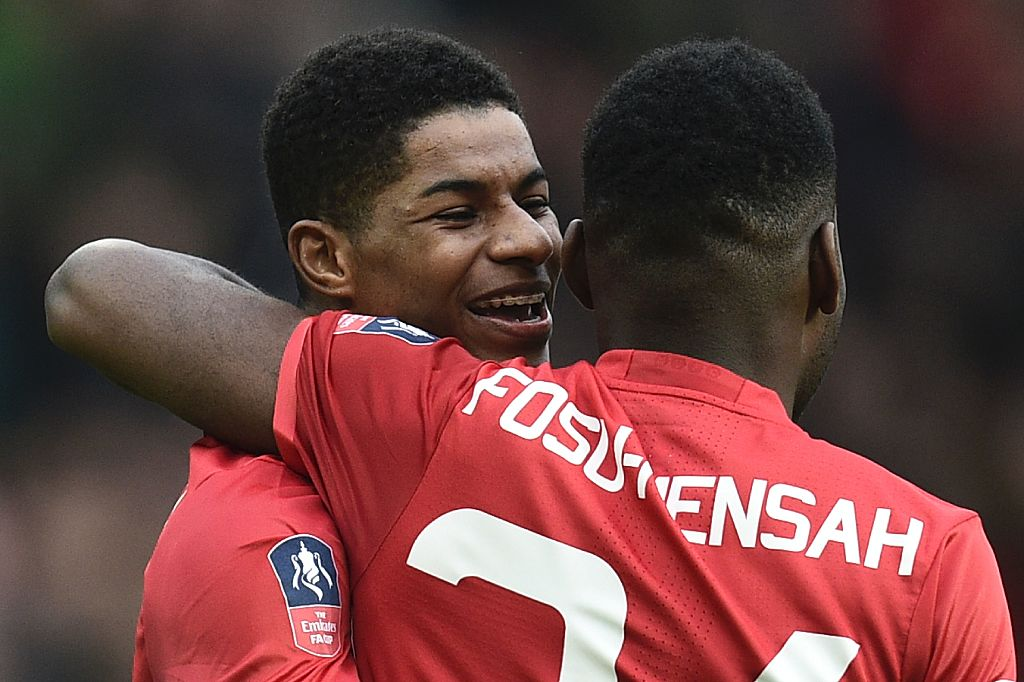 Timothy Fosu-Mensah names Manchester United's fastest, strongest, best and most skilful players