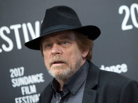 Star Wars' Mark Hamill 'used wheelchair to escape pestering fan'