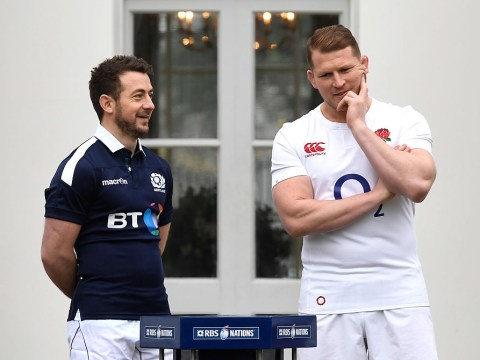 Scotland must be confident of breaking their 34-year duck against England at Twickenham