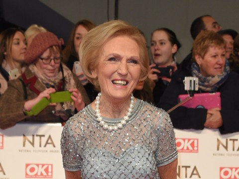 Mary Berry says being a mother gives her an advantage over Delia Smith