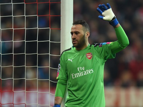 David Ospina stats show he's not good enough for Arsenal