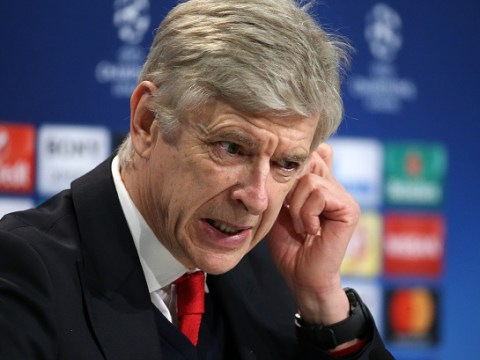 Arsene Wenger admits being Arsenal manager is '90% aggravation'