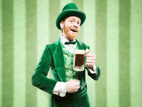 Vegan beer for St Patrick's Day – because you can't drink Guinness yet