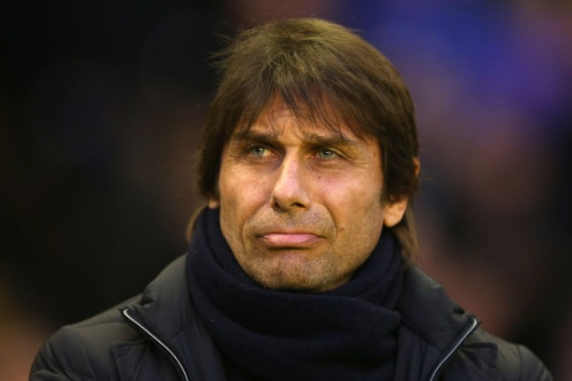 WOLVERHAMPTON, ENGLAND - FEBRUARY 18: Chelsea Head Coach / Manager Antonio Conte looks on during the Emirates FA Cup Fifth Round match between Wolverhampton Wanderers and Chelsea at Molineux on February 18, 2017 in Wolverhampton, England. (Photo by Robbie Jay Barratt - AMA/Getty Images)