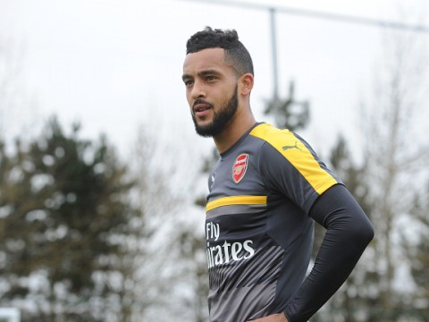Theo Walcott rowed with Gareth Southgate after being dropped on his 28th birthday