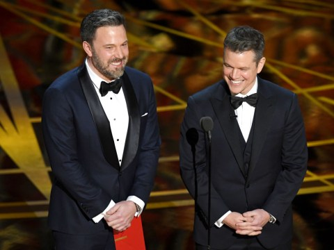 Matt Damon and Ben Affleck follow Michael B. Jordan and adopt inclusion riders