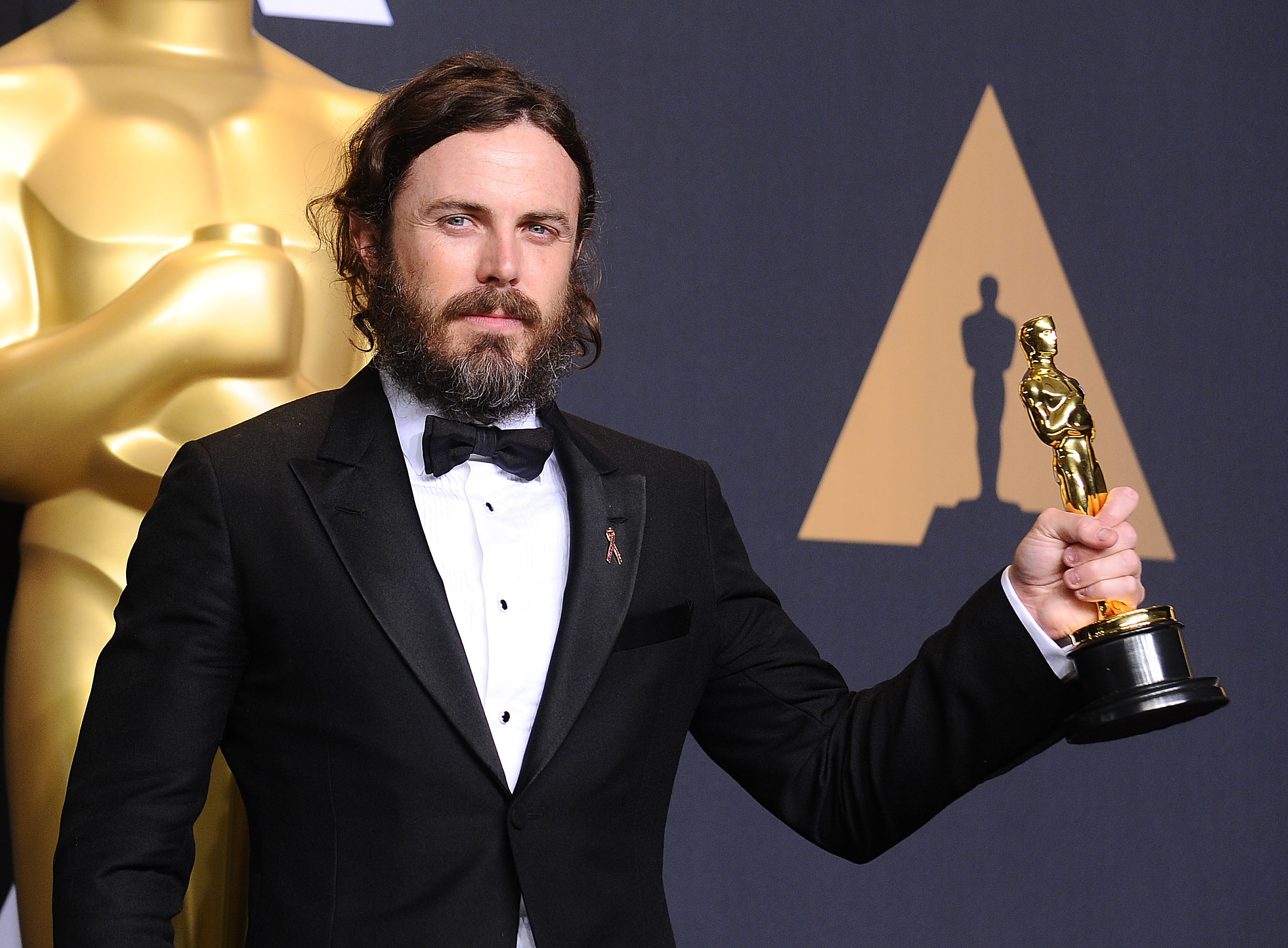 Casey Affleck has spoken out about those sexual assault allegations
