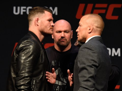 Georges St-Pierre stamina in question in UFC 217 showdown with Michael Bisping
