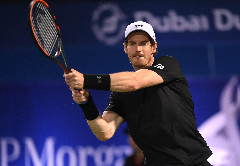 Sir Andy Murray wins Dubai Duty Free Tennis Championships, beating Fernando Verdasco in the final