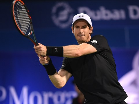 Sir Andy Murray wins Dubai Duty Free Tennis Championships, beating Fernando Verdasco in the final