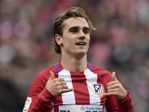 Manchester United handed boost as Antoine Griezmann's release clause is confirmed by Diego Simeone
