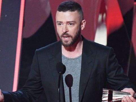 iHeartRadio Music Awards 2017: Justin Timberlake delivers powerful message to young bullied fans who are 'different'