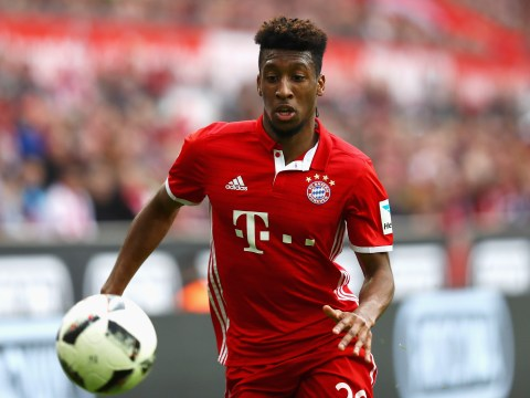 Chelsea submit £52.3m offer to Juventus for Kingsley Coman