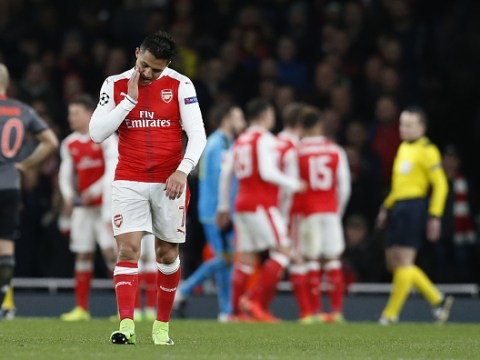 Patrick Vieira says the Arsenal players have let Arsene Wenger down