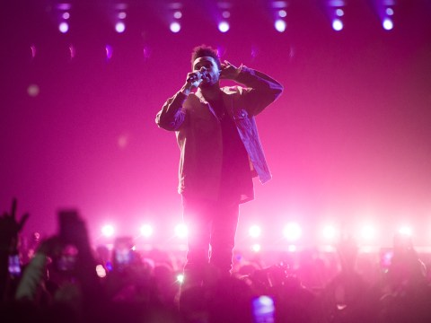 The Weeknd at London's The O2: An effortlessly slick force of modern pop