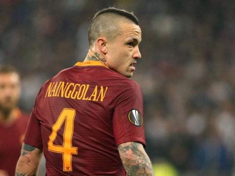 Radja Nainggolan should sign for Chelsea, according to Roma teammate Kostas Manolas