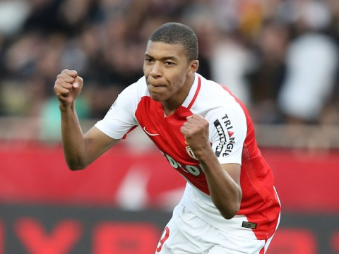 Monaco name their price for Arsenal, Chelsea and Manchester United target Kylian Mbappe