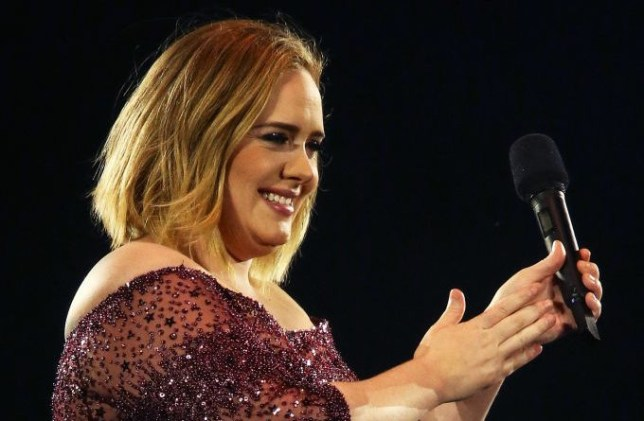 Adele has revealed she's been thinking about quitting touring for good (Picture: Getty Images)