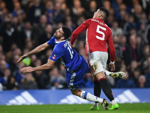 Chelsea's Diego Costa criticised by Martin Keown for diving against Manchester United