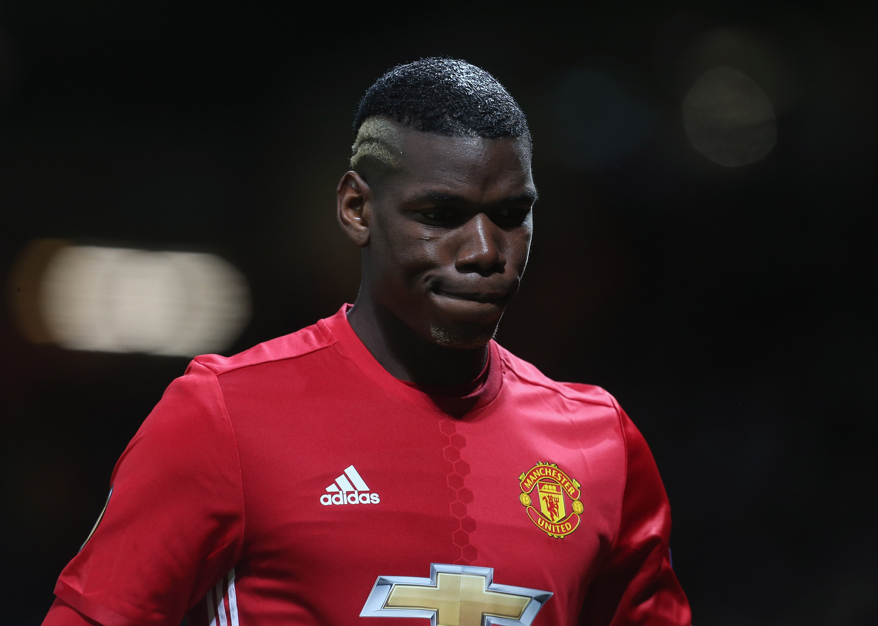 Paul Pogba can only disappoint Manchester United fans, says Nemanja Vidic